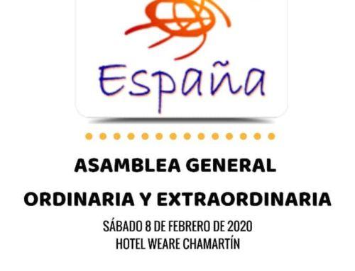 Asamblea General Ordinaria y Extraordinaria