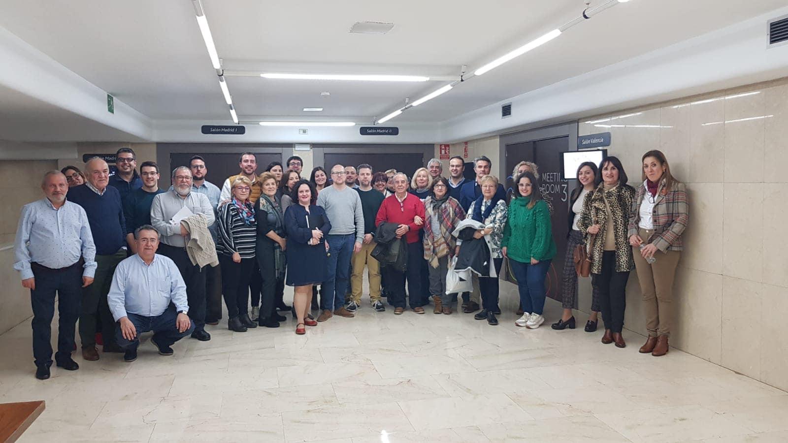Foto de Familia Festifolk España